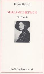 Hessel, Franz - Marlene Dietrich