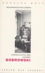 Wolf, Gerhard - Beschreibung eines Zimmers